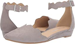 Opal Grey Super Suede