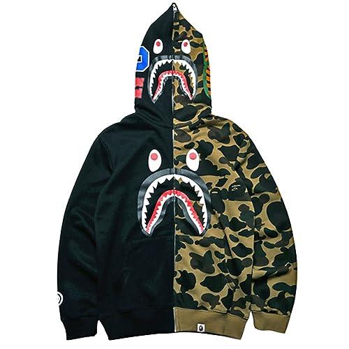 Hoodies Outdoor Christo Fashion Hip Mens Coat Tops Hop Casual Sweatshirt Funny 6wY5B5Cq