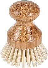 White Magic Eco Basics Pot Brush, Wood & Grey