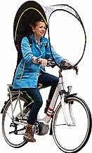 Bub-up Regenbescherming voor fiets, vervangt regenkleding (waterdicht, jas, cape, park, poncho...).