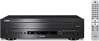 Yamaha Cd-c600bl 5-Disc Cd Changer Black, 2.6 Lb