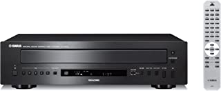 Yamaha Cd-c600bl 5-disc Cd Changer Black, 2.6 Lb