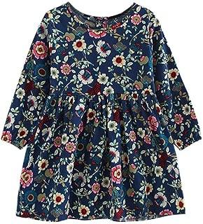 Best navy floral toddler dress Reviews