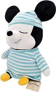 モリシタ Disney (ディズニー) ミッキーマウス きせかえパジャマ添い寝枕 ぬいぐるみ 50×30cm 4620364