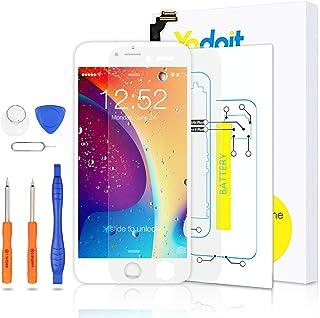 Yodoit para iPhone 6 Plus Pantalla LCD Digitalizador Táctil