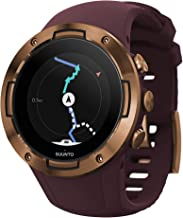 SUUNTO 5 Multisport GPS Watch with Wrist-Based Heart Rate Sensor