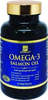 Dr.Natural Omega-3 Salmon Oil 1000mg 90capsules