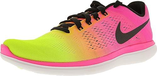 Nike Flex 2016 RN OC, Hausschuhe de Running para Hombre