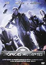 Crnicas Mutantes (Import Movie) (European Format - Zone 2) (2012) Thoman Jane; Ron Perlman; Simon Hunter [DVD]