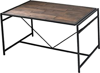 B.Bファニシング ダイニングテーブル ブラウン 幅120×奥行77.1×高さ66cm GRDT-120L