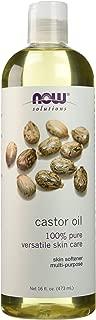 Now Foods Castor Oil 16 Fl Oz (2 Count)