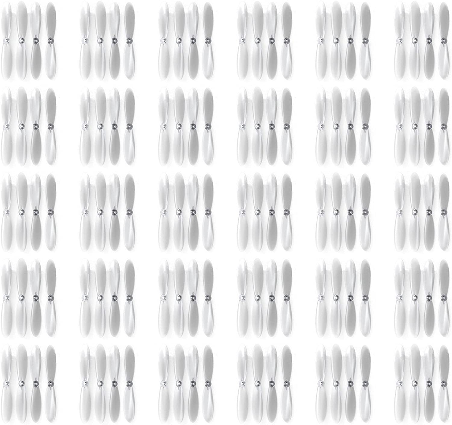 30 x Quantity of Estes Dart Clear Propeller Blades Props Transparent Propellers - FAST FROM Orlando, Florida USA