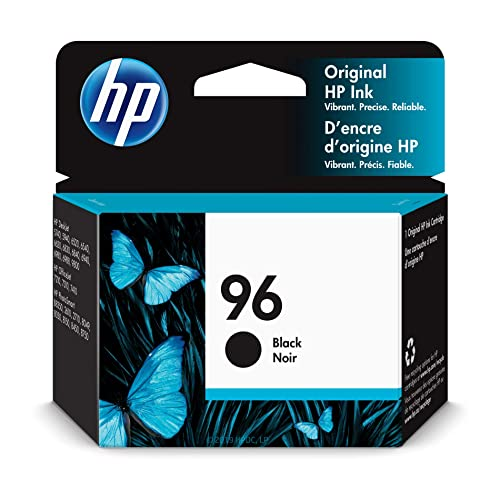HP 96   Ink Cartridge   Black   C8767WN