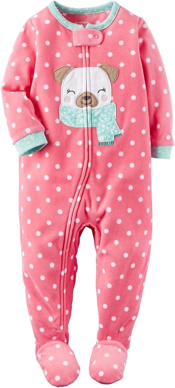 Carter's Girls' 1 Pc Fleece 357g155