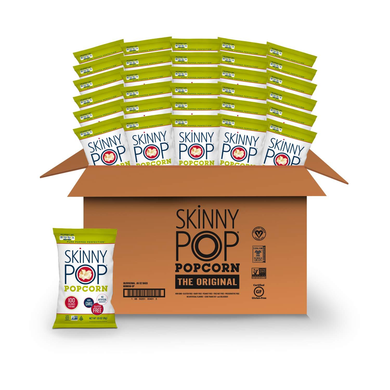 SkinnyPop Directly managed store Original Popcorn 30ct 0.65oz Individual Size Quantity limited Snack B