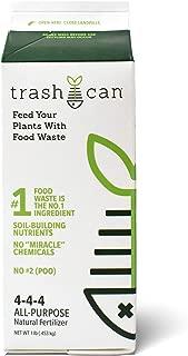 Best trash can grow fertilizer Reviews