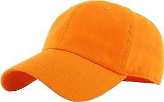 8d47f4fbb97 KBETHOS Classic Polo Style Baseball Cap All Cotton Made Adjustable Fits Men  Women Low Profile Black