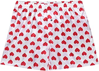 mens boxers with hearts