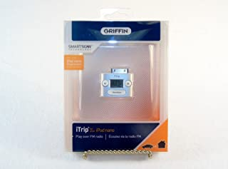 Griffin iTrip Wireless FM Transmitter for iPod, iPod Nano, or iPhone.