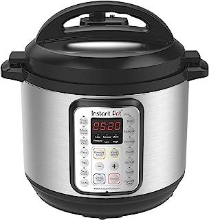 Instant Pot 8 QT Viva 9-in-1 Multi-Use Programmable Pressure Cooker