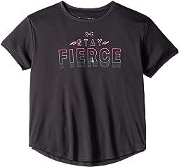 Stay Fierce Short Sleeve (Big Kids)