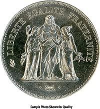 hercule 50 francs