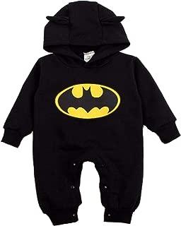 VogueFashion Baby Boy Hooded Long Sleeve Romper