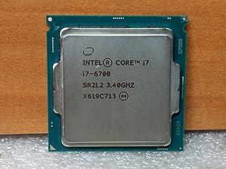 انتل كور i7-6700 3.4 جيجا هرتز رباعي النواة 1151 معمارية سكاي لايك وحدة المعالجة المركزية OEM حزمة