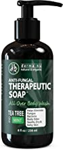 Antifungal Antibacterial Soap & Body Wash – Natural Fungal Treatment with Tea..