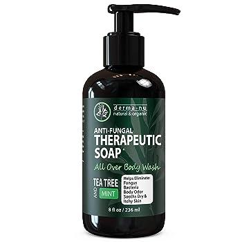 Derma-Nu Antifungal Antibacterial Soap & Body Wash