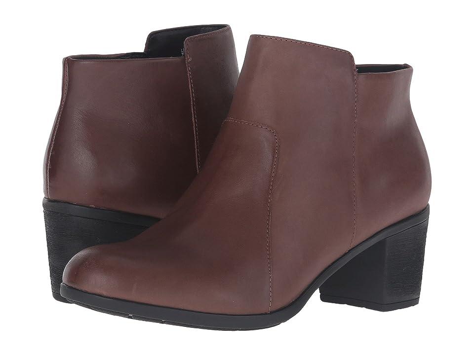 Easy Spirit Billian (Dark Natural Leather) Women