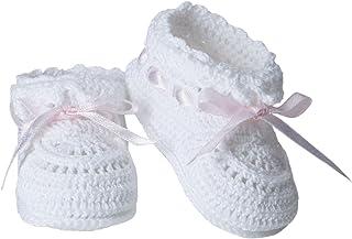 Baby Hand Crochet Bootie