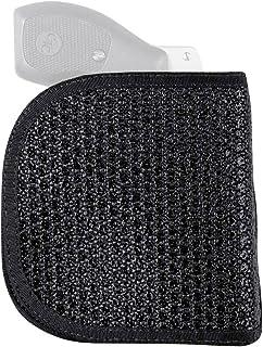 DESANTIS Super Fly Pocket Holster Ambidextrous Black J-Frm/LCR/SP101 Nylon