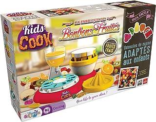 Goliath - Kids Cook Fabrique de bonbons fruités - Loisir créatif - à partir de 5 ans - Jeu de cuisine