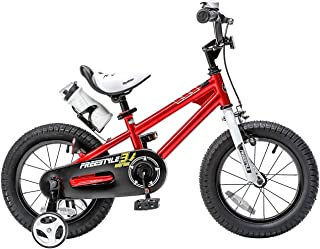 RoyalBaby Freestyle Kid's Bike for Boys and Girls, 12 14..