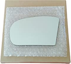 Mirror Glass and ADHESIVE | Mercedes Benz C32 C55 C230 C240 C280 C320 C350 E55 E320 E350 E500 E320 Wagon E350 Wagon E500 Wagon E550 E63 AMG Driver Left Side Replacement - AUTO DIM FIT OVER