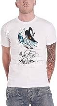 Pink Floyd T Shirt The Wall Teacher Band Logo Official Mens White