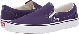 Violet Indigo/True White