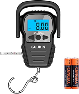 GUUKIN Fish Scale (Upgraded) Digital Hanging Scale with...