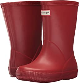 Hunter Kids Original Kids' First Classic Rain Boot (Toddler/Little Kid)