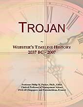 Trojan: Webster's Timeline History, 2037 BC - 2007