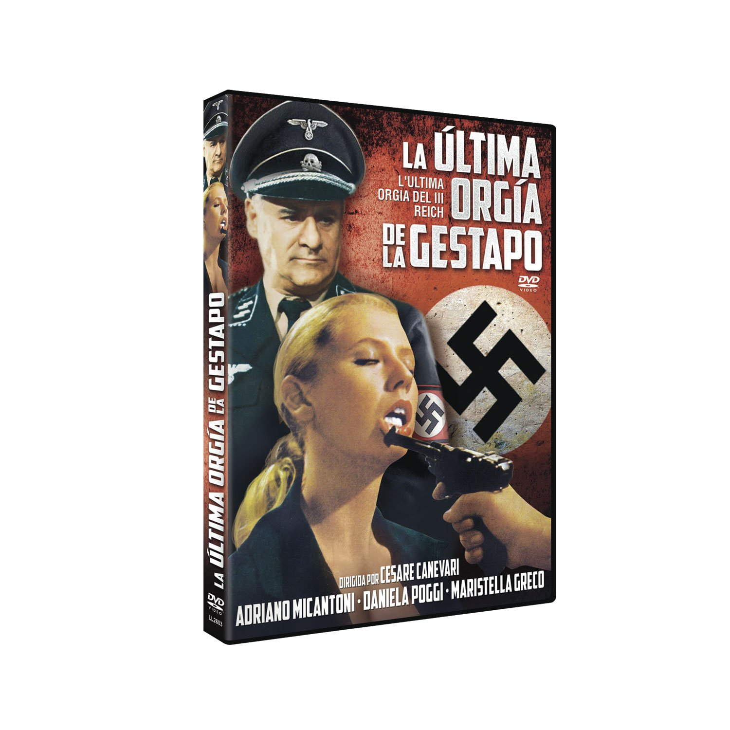 Today's only The Gestapo's Last Orgy L'ultima Directly managed store NON-U orgia III del Reich
