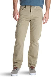 Men's Classic 5-Pocket Relaxed Fit Flex Jean