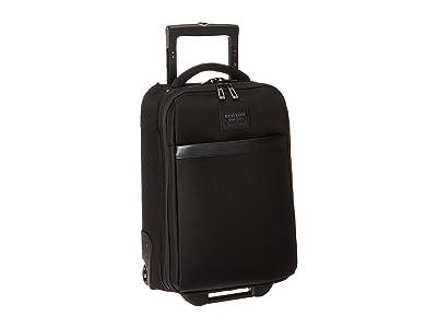 Burton Wheelie Flyer Travel Luggage (True Black Ballistic) Luggage