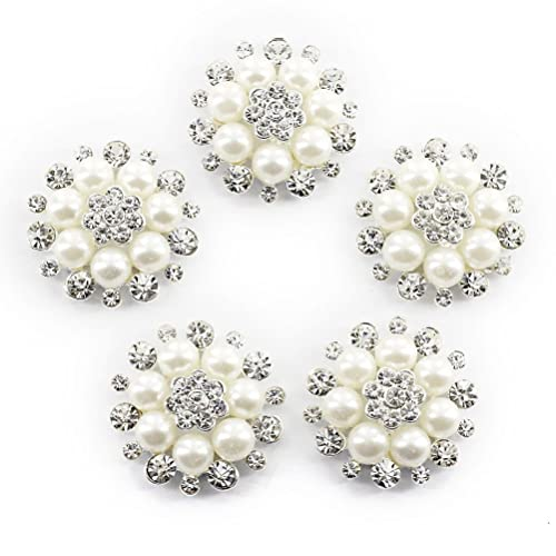 BEAUTIFUL DIAMANTE FLOWER SWIRL GEMS /& PEARL EMBELLISHMENTS FOR CARDS AND CRAFTS
