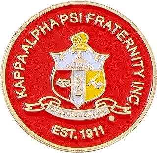 Desert Cactus Kappa Alpha Psi Fraternity Seal Lapel Pin Enamel Greek Formal Wear Blazer Jacket Nupe