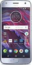 Moto X (4th Generation) with Alexa Hands-Free – 32 GB - Unlocked – Sterling Blue - Prime Exclusive