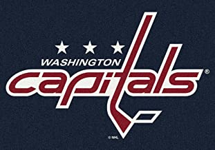 Washington Capitals Milliken NHL Team Spirit Area Rug (2'8