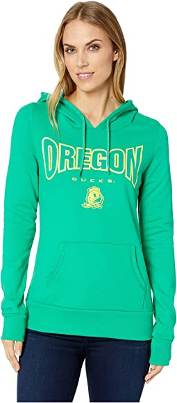 Oregon Ducks Eco University Fleece Hoodie