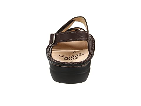 Bronze Gomera Lightlakeredsmog Confort Pointscognacfangokaffee 82562 Leatherblack Noir Cortentaupetaupe Finn Plissee aUxHBn1